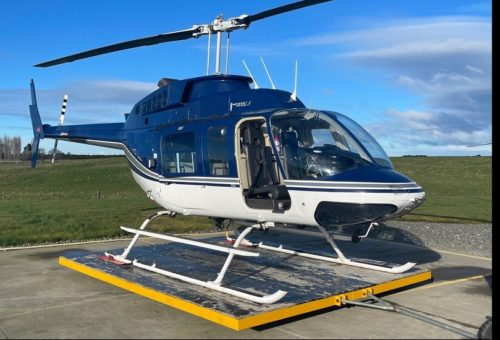 1981 Bell 206 L-1 LONGRANGER - WITH C30 ENGINE UPGRADE