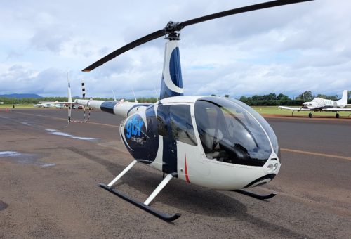 2016 R44 CADET WITH AIR CONDITIONING