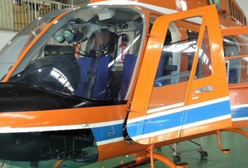 1987 BELL 206 L3 LONGRANGER WITH C30P ENGINE AND AIR CONDITIONING