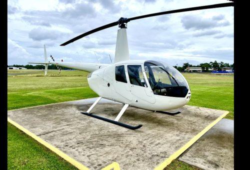 2021 INSPECTED R44 RAVEN II