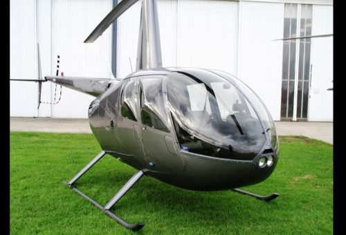 HELIFLITE OVERHAULED R44 CLIPPER II - EST COMPLETION DECEMBER 2020