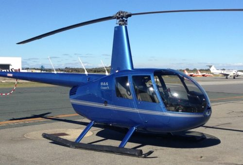 2007 (2020 OH) R44 Clipper II with Air-Con