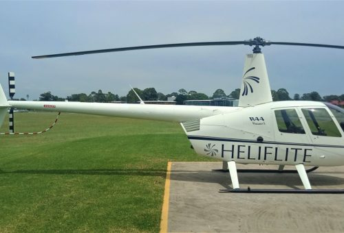 NEW R44 RAVEN I - EST. MAY ROBINSON FACTORY COMPLETION