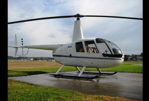ROBINSON FACTORY OVERHAUL R44 - LATE APRIL FLY AWAY