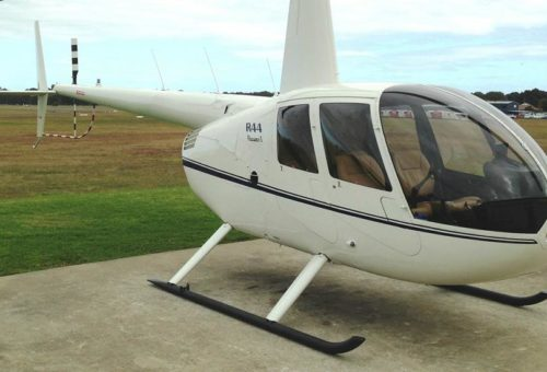 NEW R44 RAVEN I - IN STOCK - IMMEDIATE FLY AWAY EX. SYDNEY