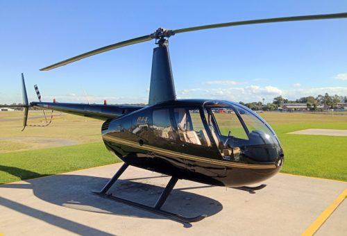 2008 R44 RAVEN II - READY FOR OVERHAUL