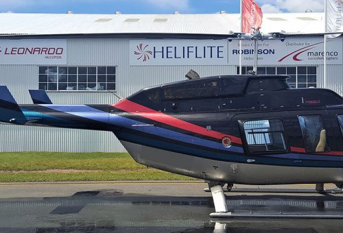 1992 BELL 206 L3 LONGRANGER WITH C30P ENGINE