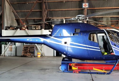 2002 AIRBUS EC120B WITH AIR CONDITIONING