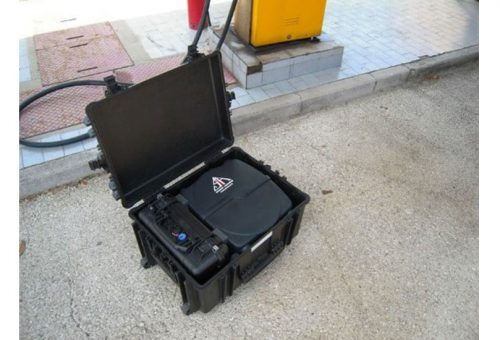S.I.A. Portable Independent Fuel Transfer Unit