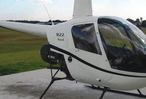NEW R22 BETA II - ESTIMATED LATE APRIL FACTORY COMPLETION