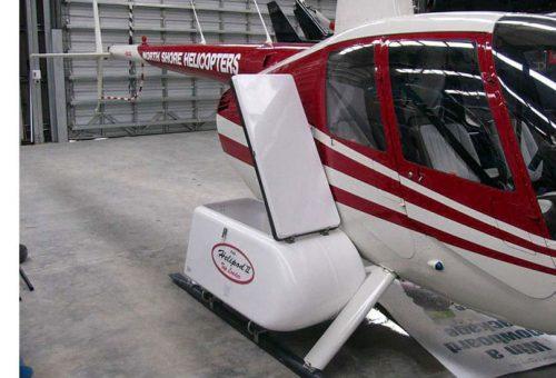 SIMPLEX R44 SLIM LINE PODS