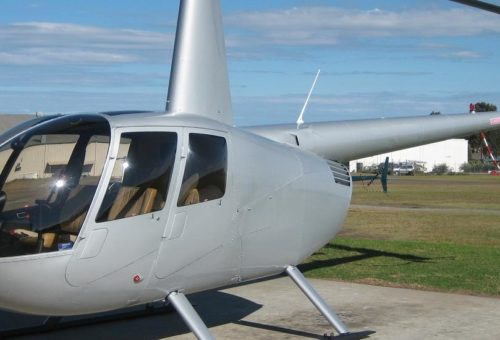 NEW R44 RAVEN II WITH AIR-CON - EST. JULY FACTORY COMPLETION