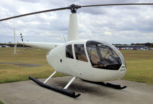 NEW R44 CLIPPER II WITH AIR-CON - EST. EARLY 2022 FACTORY COMPLETION