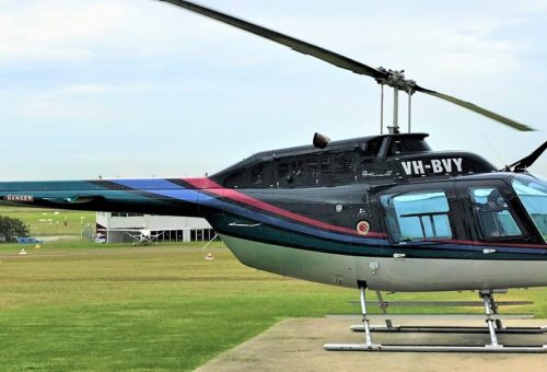 1996 BELL 206 B3 JETRANGER WITH AIR CONDITIONING