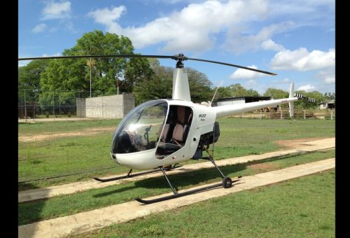 1986 R22 MARINER – READY FOR OVERHAUL
