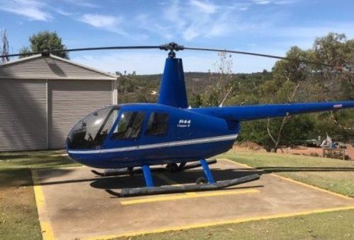 2006 (2019 OH) R44 CLIPPER II