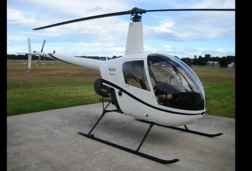HELIFLITE OVERHAULED R22 BETA II - EST COMPLETION NOVEMBER 2020