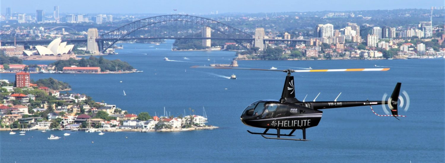 HF SYD | Leaders in Helicopter Sales and Service - Heliflite