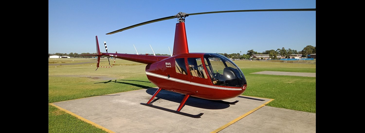 Morone R44 raven II - No Rego | Leaders in Helicopter Sales and Service - Heliflite
